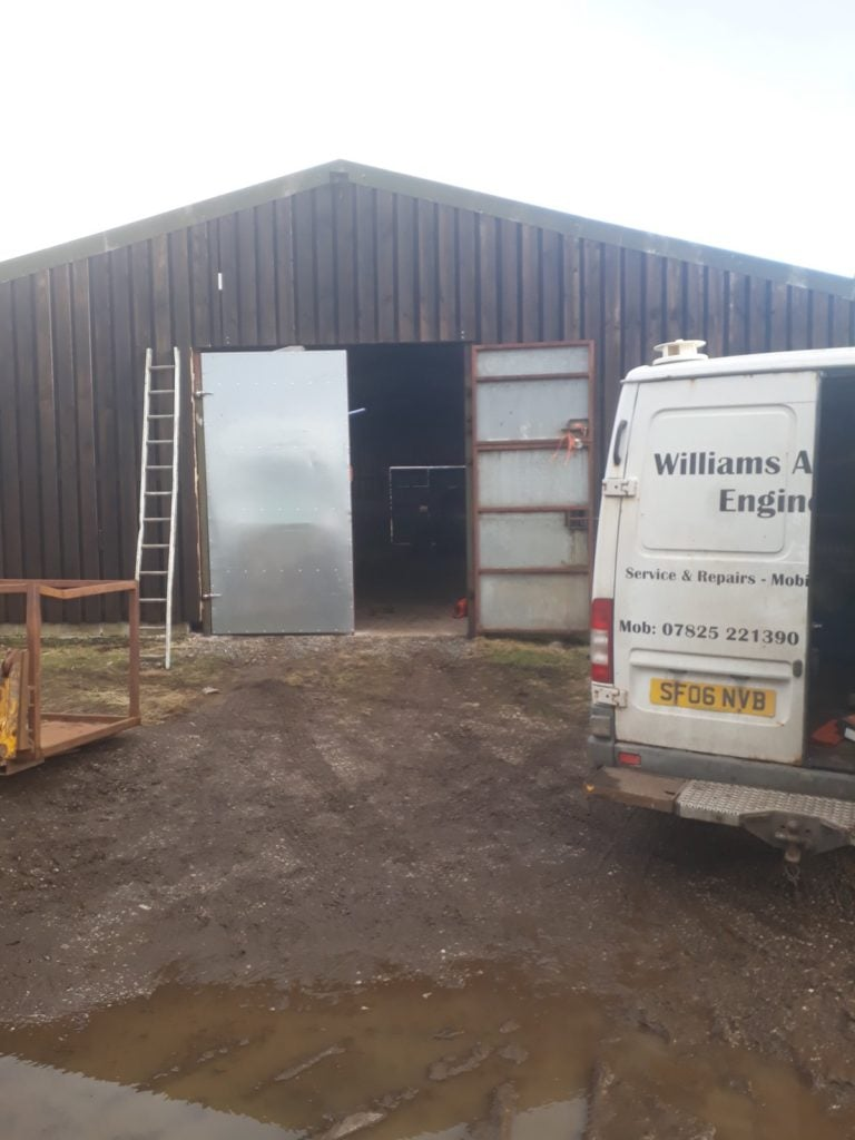 Williams Agricultural Engineering Premises, Ravenstonedale, Kirkby Stephen, Cumbria