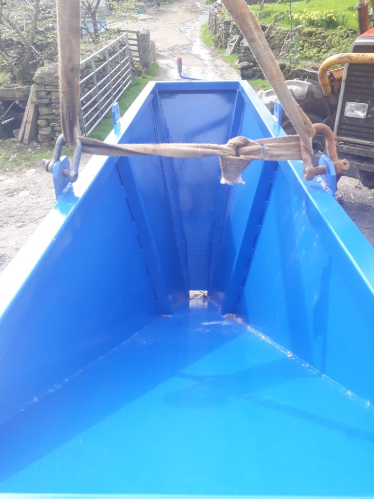 Bucket by Williams Agricultural Engineering