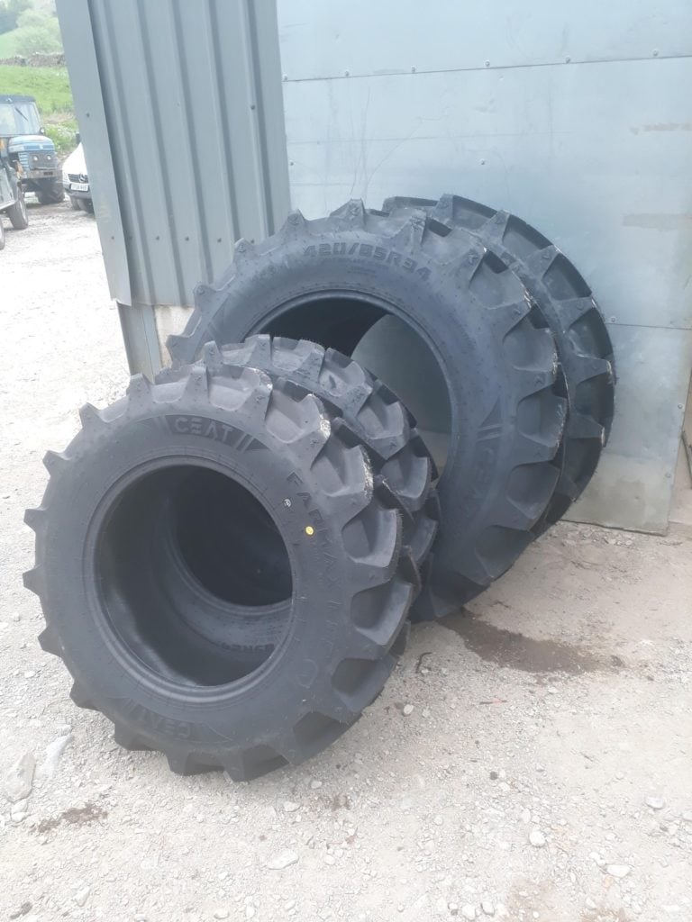 Tyres by Williams Agricultural Engineering