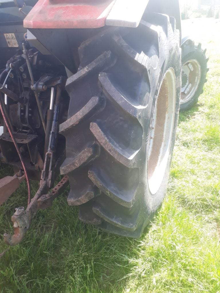 Tractor Tyre from Williams Agricultural Engineering