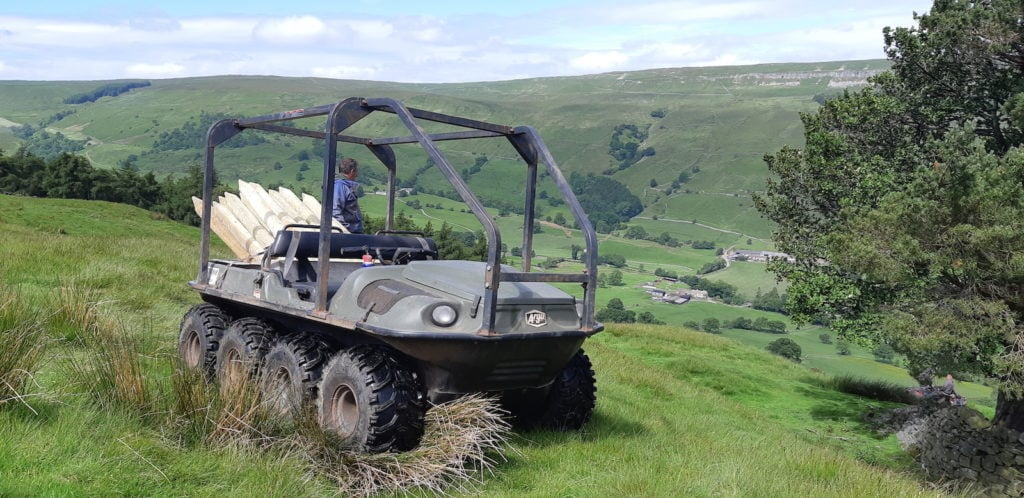 Williams Agricultural Engineering ATV Hire