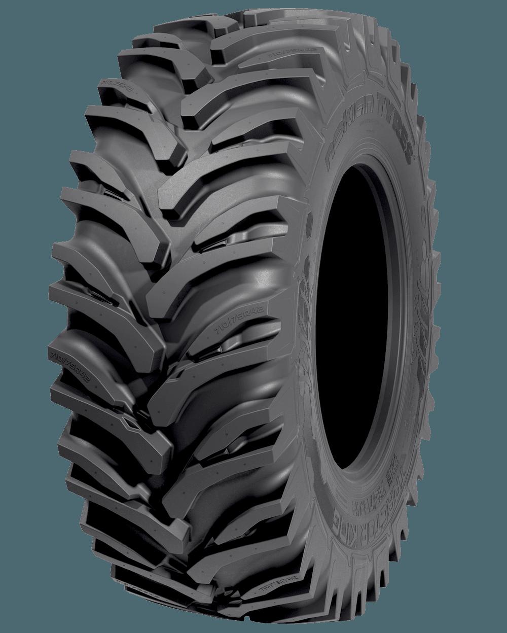 Nokian Tractor Tyres