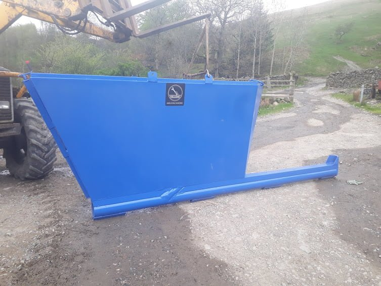 Drainage Box by Williams Agricultural Engineering