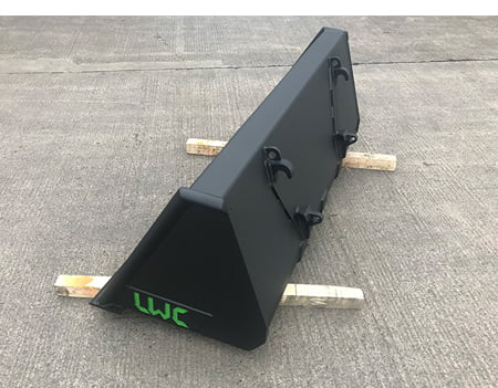 loader bucket from Williams Agricultural Engineering