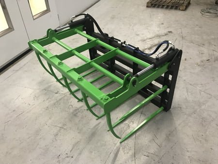 Loader Grabs from Williams Agricultural Engineering