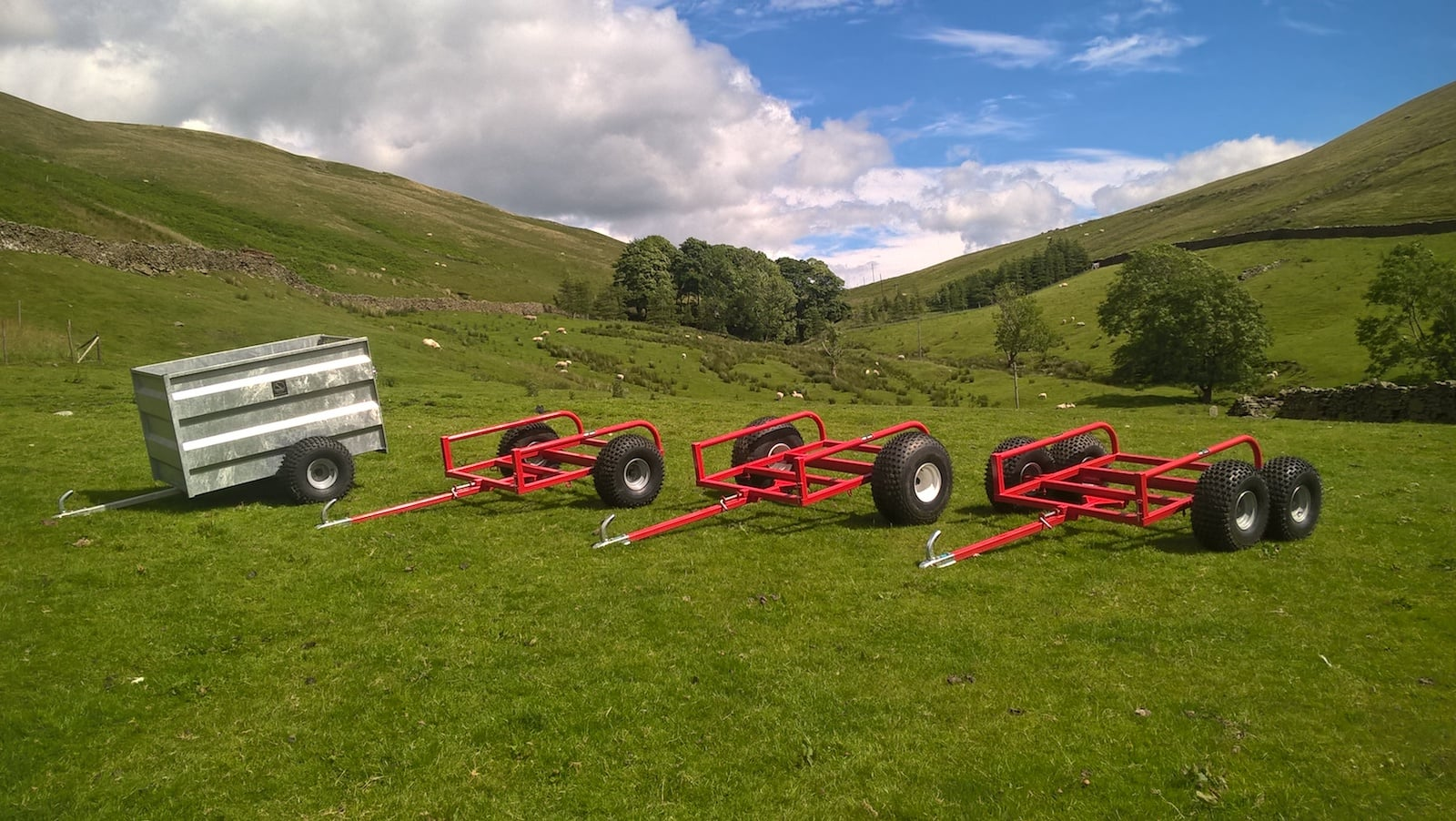 Williams ATV Trailers